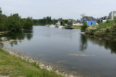 Øer v. Æbeltoft,  juni
